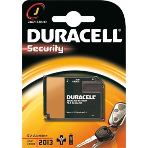 DURACELL  baterie alkalická J/4LR61/7K67 ; BL1