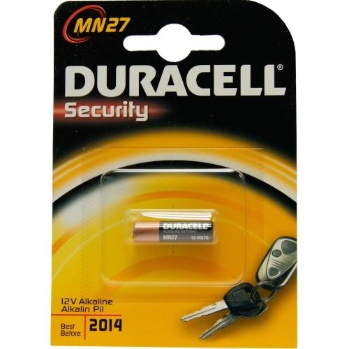 DURACELL baterie alkalická spec. MN27 ; BL1