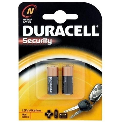 DURACELL baterie alkalická spec. N/LR1/MN9100 ; BL2
