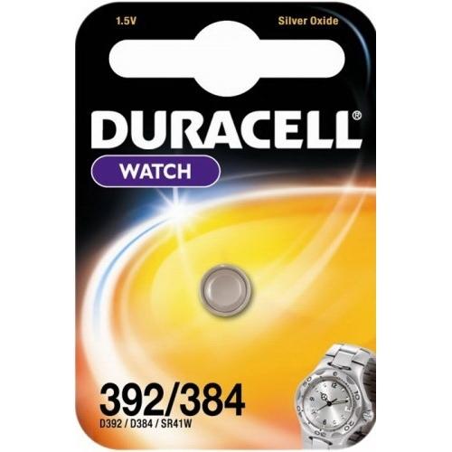 DURACELL baterie hodinková 392/384 ; BL1