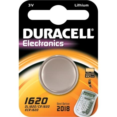 DURACELL baterie lithiová CR1620/DL1620 ; BL1