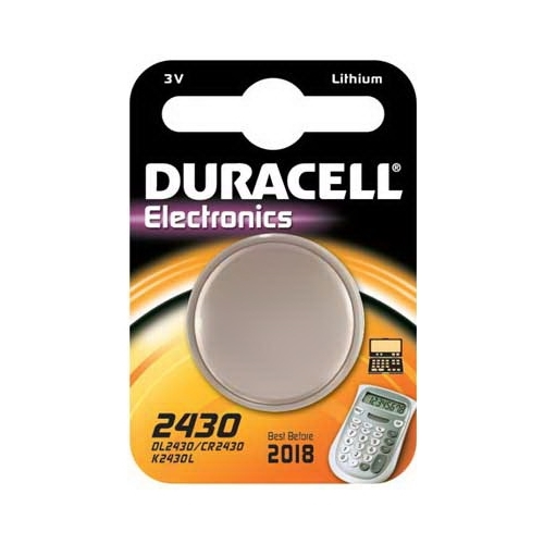 DURACELL baterie lithiová CR2430/DL2430 ; BL1