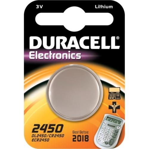 DURACELL baterie lithiová CR2450/DL2450 ; BL1