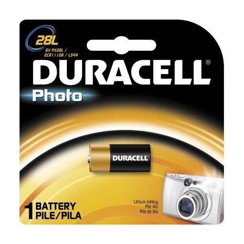 DURACELL baterie lithiová foto. PX28L/2CR11108 ; BL1