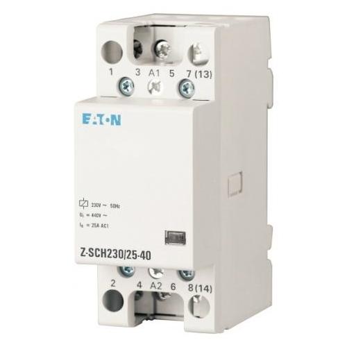 EATON stykač 4 zap 230V 25A /248847/