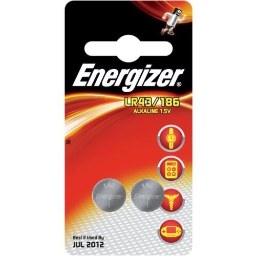 ENERGIZER baterie alkalická 186/LR43 ; BL2