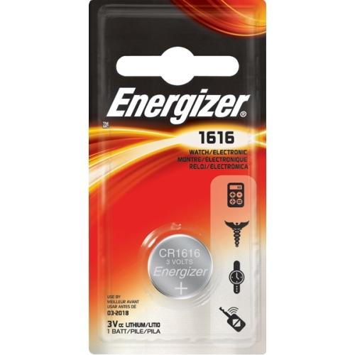 ENERGIZER baterie lithiová CR1616 ; BL1