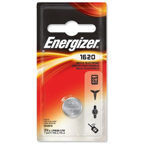 ENERGIZER baterie lithiová CR1620 ; BL1