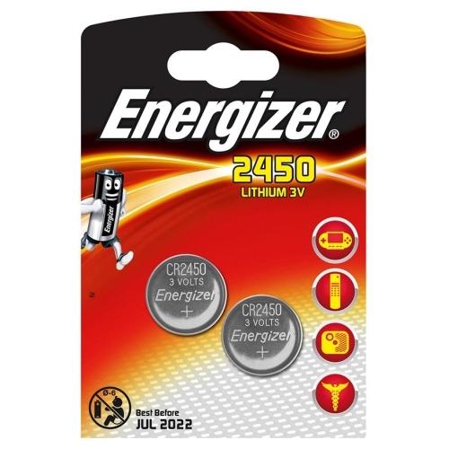 ENERGIZER baterie lithiová CR2450 ; BL2