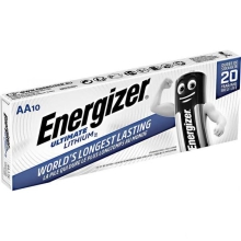 ENERGIZER baterie lithiová ULTIMATE.LITHIUM AA/FR6/L91 ; 10-Pack