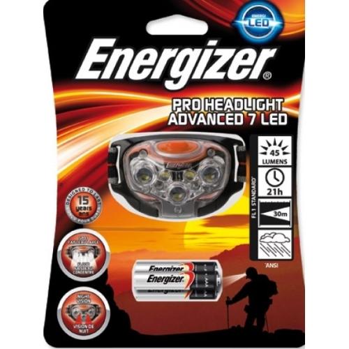 ENERGIZER svítilna Vision HD+ Headlight 3xAAA 200lm/ 70m ; +3xAAA
