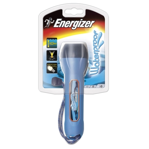 ENERGIZER svítilna Waterproof 2xAA ; bez.baterii