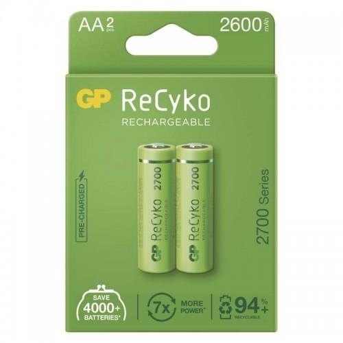 GP baterie nabíjecí RECYKO 2700mAh AA/HR6/ ; 2PP