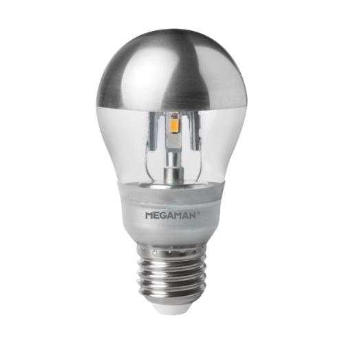 MEGAMAN LED bulb A55 5W/20W E27 2800K 200lm Dim 25Y strib.vrchlik
