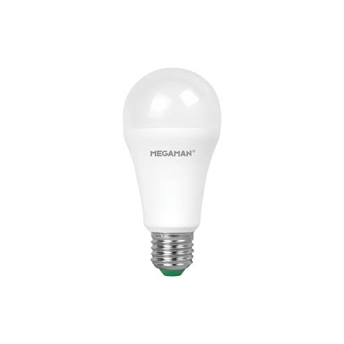MEGAMAN LED bulb A60 14W/100W E27 2800K 1521lm NonDim 15Y opal