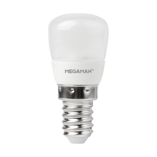 MEGAMAN LED t-lamp 2W/18W E14 2800K 145lm  NonDim 15Y