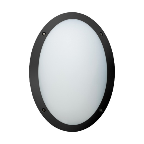 MEGAMAN svit.prisaz.LED FONDA 10.5W 800lm/840 IP66 25Y;strib. oval.235x328mm
