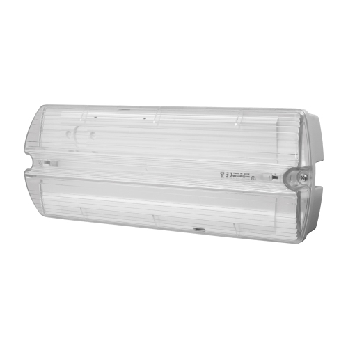 MODUS svit.nouz.zářiv HELIOS 1x8W SE/1h. IP42 přisaz;