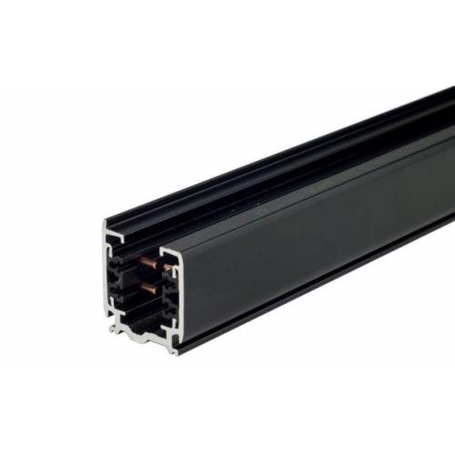 NORD.ALUM 3f-lišta GlobalTrac XTS4200-2 200cm ; černá