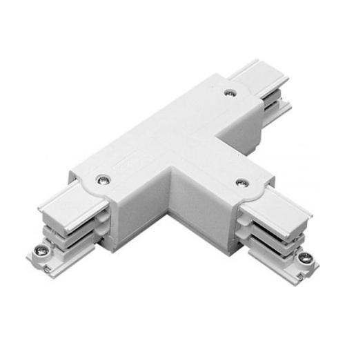 NORD.ALUM napajec/konektor.tvar-T XTS36-3 vnejsi.pravy k GlobalTrac ; bila