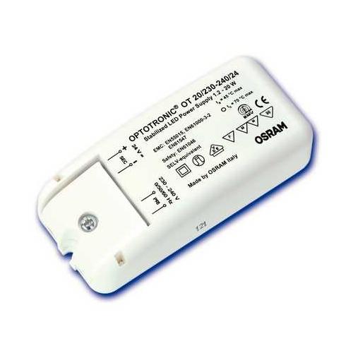 OSRAM driver.LED OPTOTRONIC 20W/220-240V/24V IP20