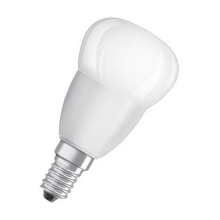 OSRAM LED VALUE lustre P45 5.7W/40W E14 2700K 470lm NonDim 15Y FR