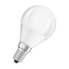OSRAM LED VALUE lustre P45 5.7W/40W E14 6500K 407lm NonDim 10Y FR