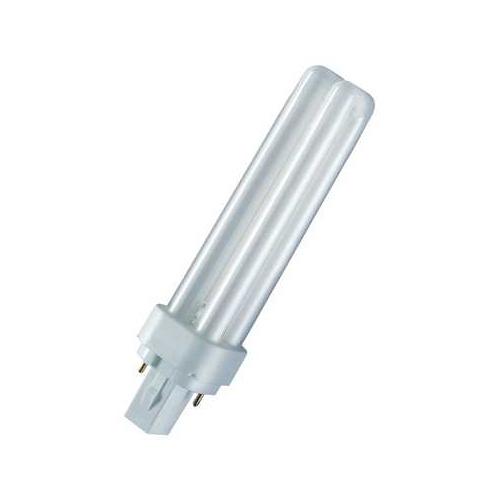 OSRAM zářiv.kompakt. DULUX D 26W/830 G24d-3