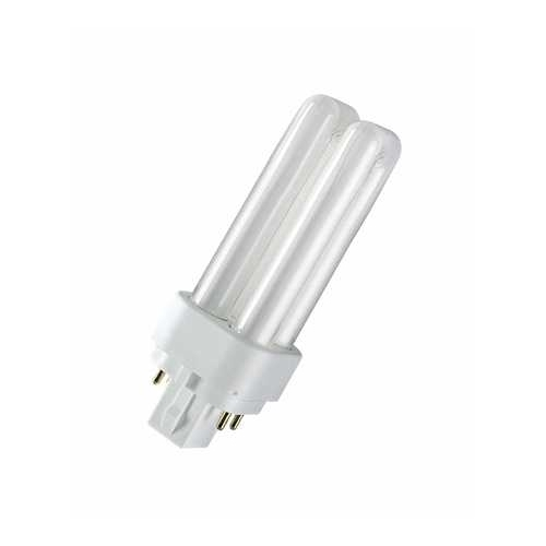OSRAM zariv.kompakt. DULUX D/E 10W/840 (21) G24q-1