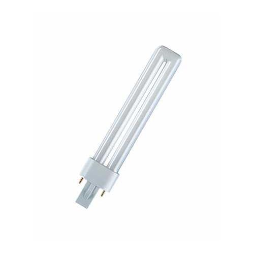 OSRAM zářiv.kompakt. DULUX S 7W/840 G23