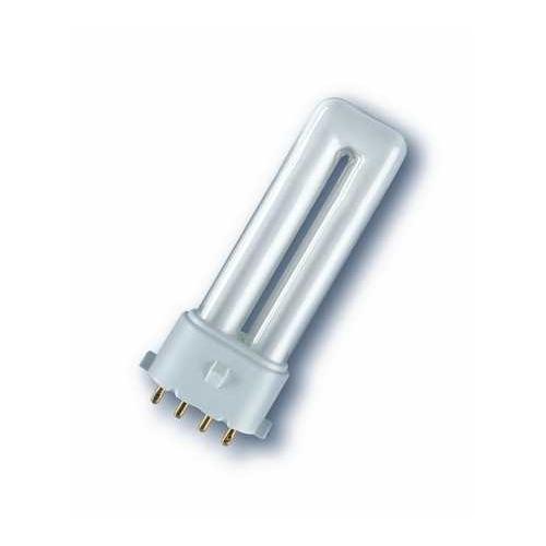 OSRAM zářiv.kompakt. DULUX S/E 7W/830 2G7