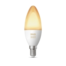 PHILIPS HUE AMBIANCE LED candle B39 6W 2200-6500K Dim 25Y
