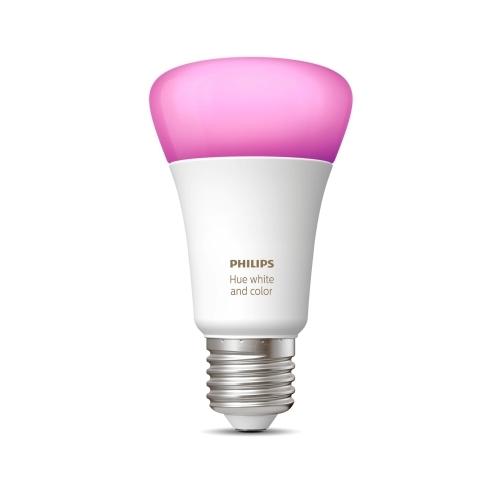 PHILIPS HUE LED.bulb A60 10W/60W E27 RGBW 806lm Dim 25Y;