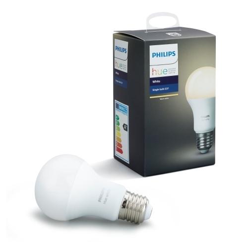 PHILIPS HUE LED bulb A60 9.5W/60W 2700K 800lm Dim 25Y