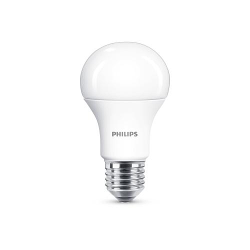 PHILIPS LED bulb A60 11.5W/75W E27 2700K 1055lm Dim 15Y opal BL