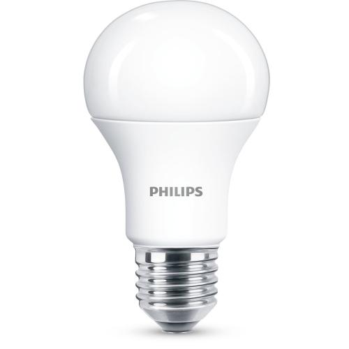 PHILIPS LED bulb A60 11W/75W E27 2700K 1055lm NonDim 15Y opal BL