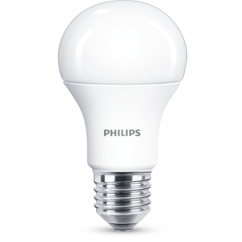 PHILIPS LED bulb A60 13W/100W E27 2700K 1521lm NonDim 15Y opal BL