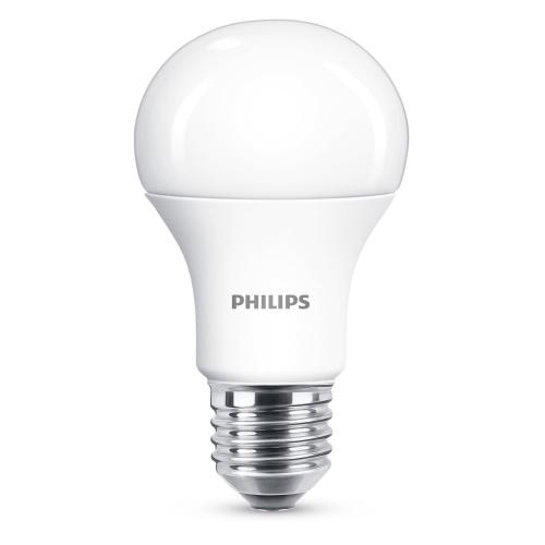 PHILIPS LED bulb A60 13W/100W E27 6500K 1521lm NonDim 15Y opal BL