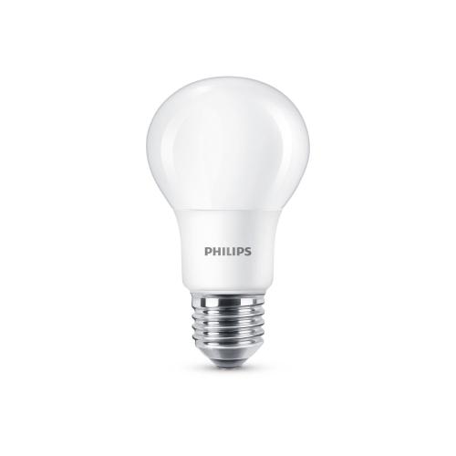 PHILIPS LED bulb A60 6W/40W E27 2700K 470lm Dim 15Y opal BL