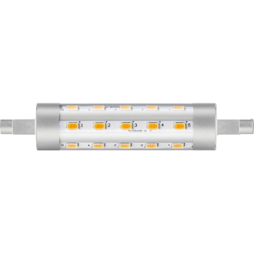 PHILIPS LED CorePro linear. 6.5W/60W R7S 3000K 806lm NonDim 15Y 118mm