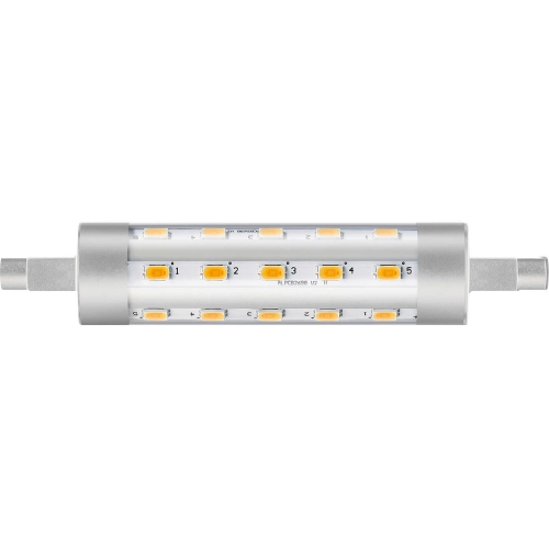 PHILIPS LED CorePro linear. 6.5W/60W R7S 3000K 806lm NonDim 20Y 118mm