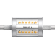 PHILIPS LED CorePro linear. 7.5W/60W R7S 3000K 950lm NonDim 15Y 78mm