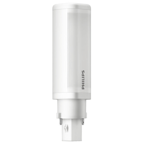 PHILIPS LED CorePro PL-C 4.5W/830 2pin G24d-1 475lm NonDim 30Y ROT