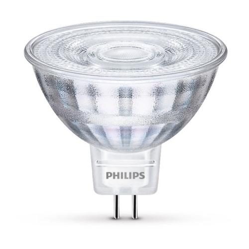 #PHILIPS LED reflector MR16 3W/20W GU5.3 2700K 230lm/36° NonDim 15Y BL