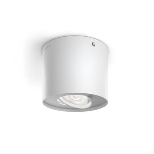 PHILIPS svit.bodov.LED myLiving Phase 1x4.5W 500lm IP20 ; bila