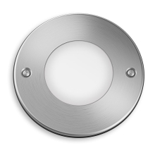 PHILIPS svit.downlight Moss 1x3W ;inox