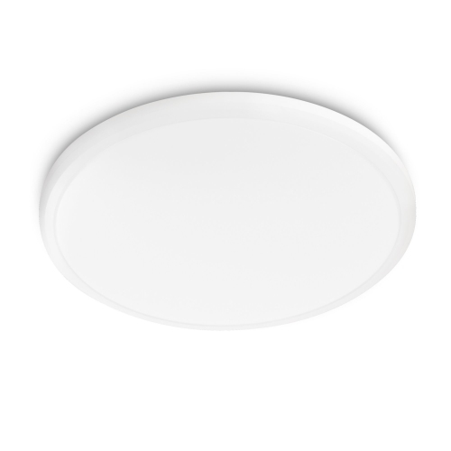 PHILIPS svit.prisaz.LED myLiving Twirly 1x12W  1400lm/840 IP20 ; bílá