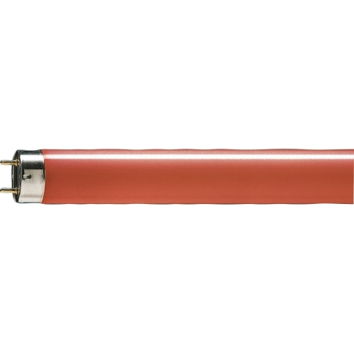 PHILIPS zariv.linear. TL-D 36W/15 G13 cervena
