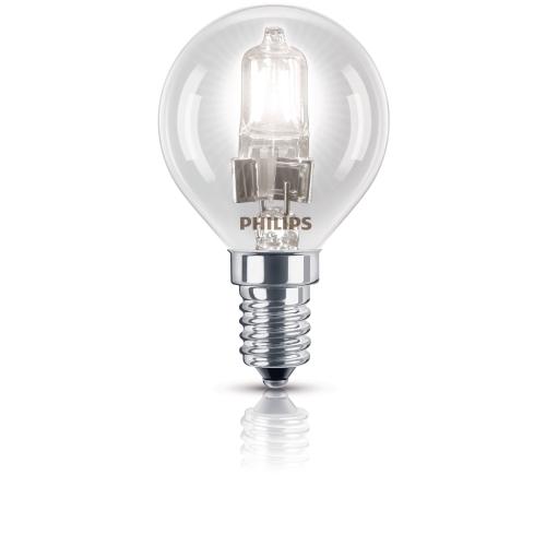 PHILIPS zarov. EcoClassic 42W 230V E14 ilumin./cira