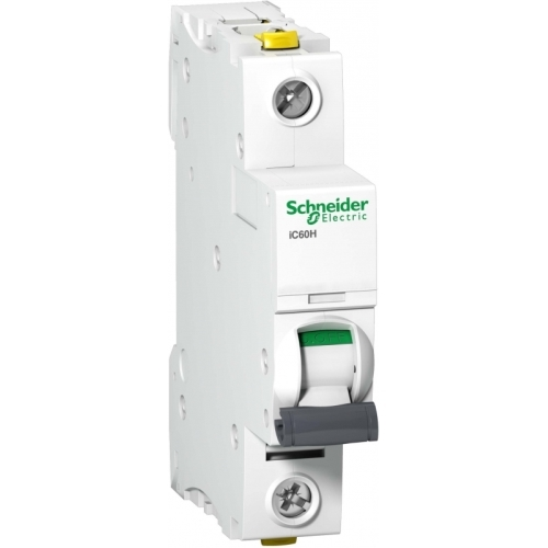 Schneider jistič 1-pol 20A B iC60H 10kA ; vedeni